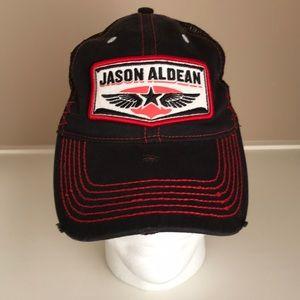 James Aldrean Burn it Down baseball cap black
